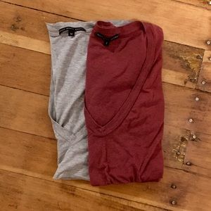urban outfitters v-neck bundle